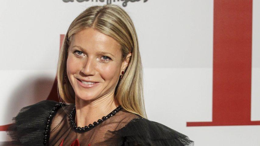 Gwyneth Paltrow auf einer Party in Madrid