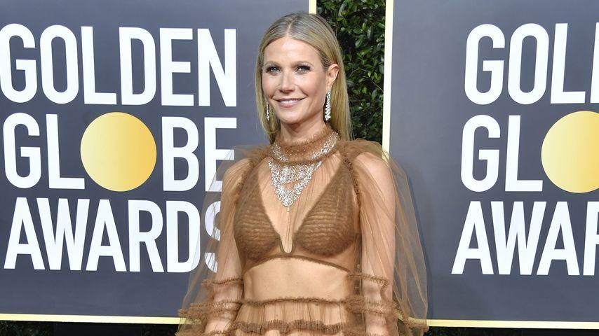 Gwyneth Paltrow bei den Golden Globes 2020