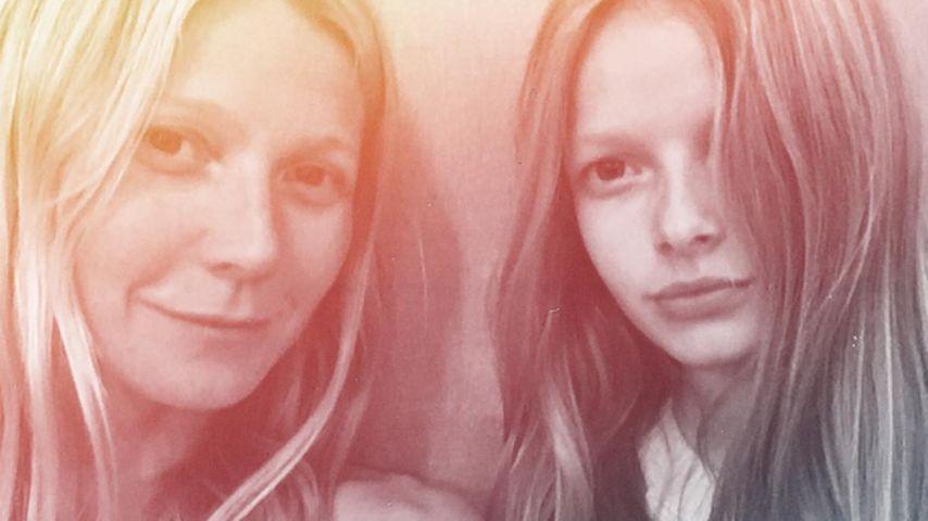 Wie Schwestern: Apple kommt ganz nach Mama Gwyneth Paltrow