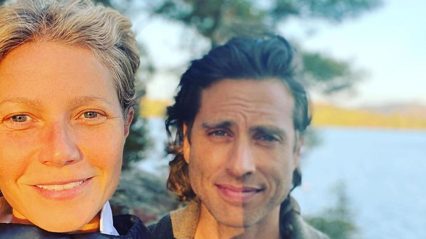 Gwyneth Paltrow und Brad Falchuk, September 2020