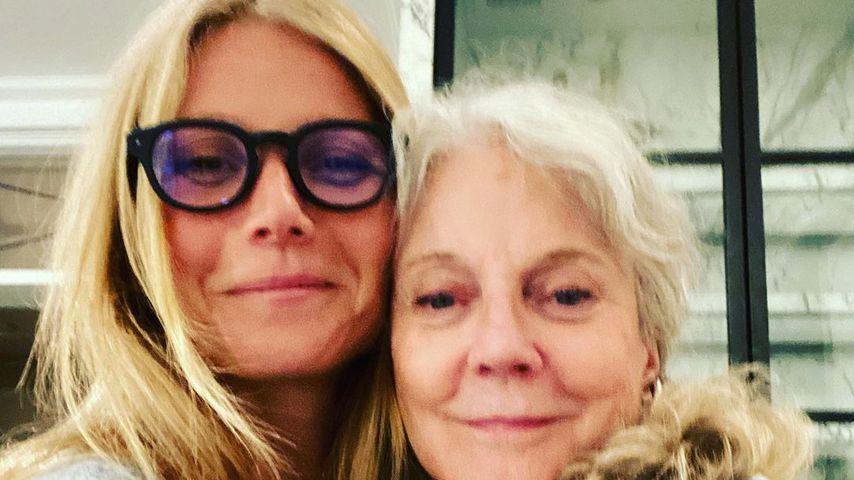 Gwyneth Paltrow und ihre Mutter Blythe Danner