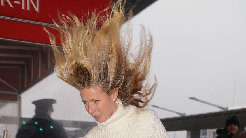 Vom Winde verweht: Gwyneth Paltrow komplett zerzaust