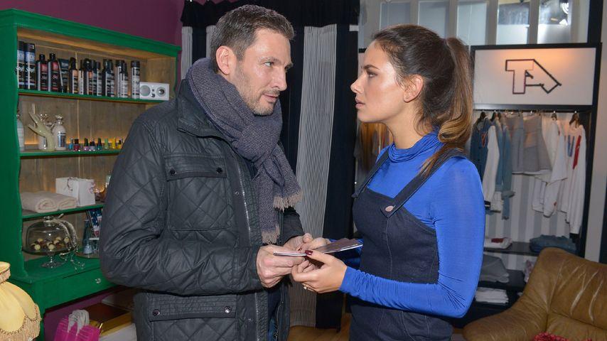 Trotz Inzest: GZSZ-Frederic will Tochter Jasmin noch immer!