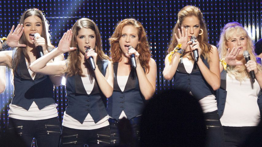 "Behind the Scenes: ""Pitch Perfect 3"" lustig & emotional!"