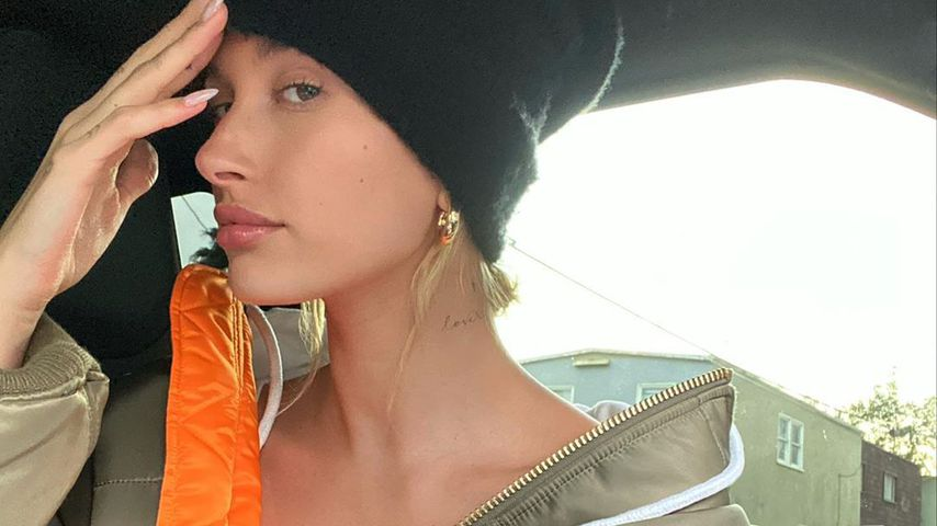 Hailey Bieber, Model