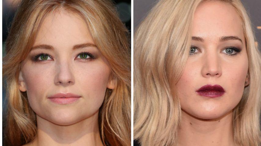 Doppeltes Lottchen: Hat Jennifer Lawrence einen Zwilling?