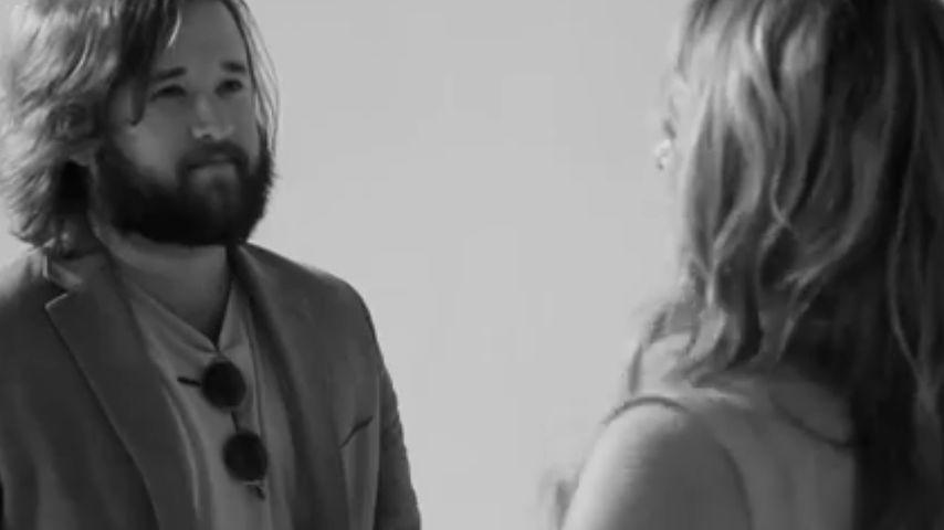 Video: Haley Joel Osment kriegt eine gescheuert!