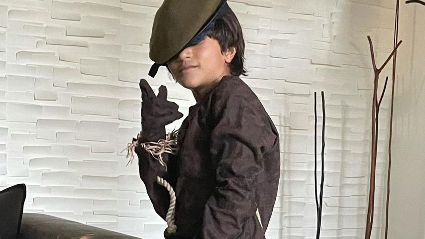 Halle Berrys Sohn Maceo im Oktober 2021