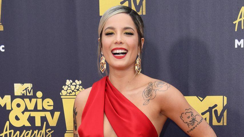 Halsey bei den MTV Movie & TV Awards 2018