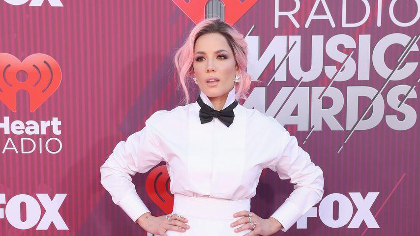 Halsey bei den iHeartRadio Music Awards 2019