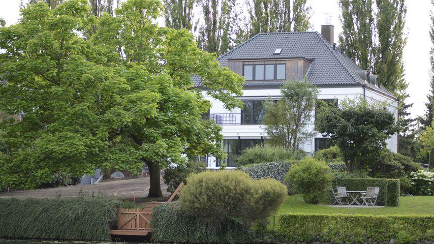 Hamburger Villa von Sabia Boulahrouz und Rafael van der Vaart