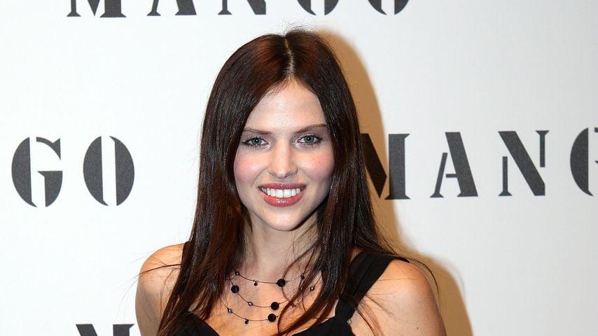 Hana Nitsche bei einer Fashionparty 2007