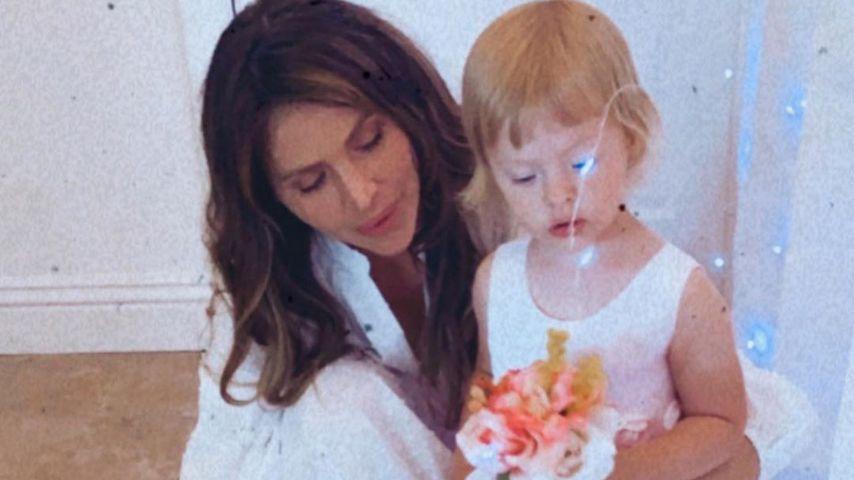 Hana Nitsche und ihre Tochter Aliya