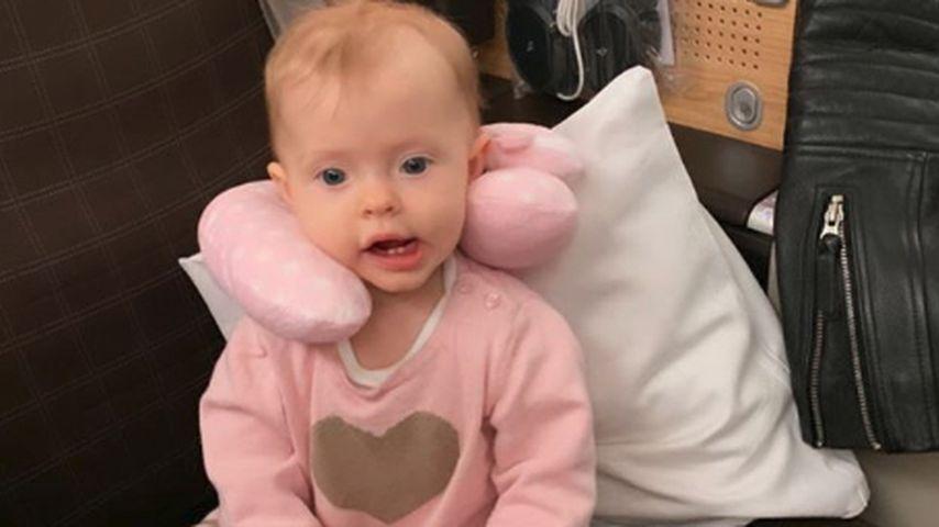 Hana Nitsches Tochter, März 2019