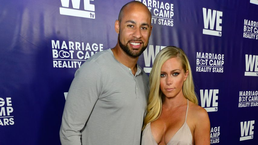 Hank Baskett und Kendra Wilkinson