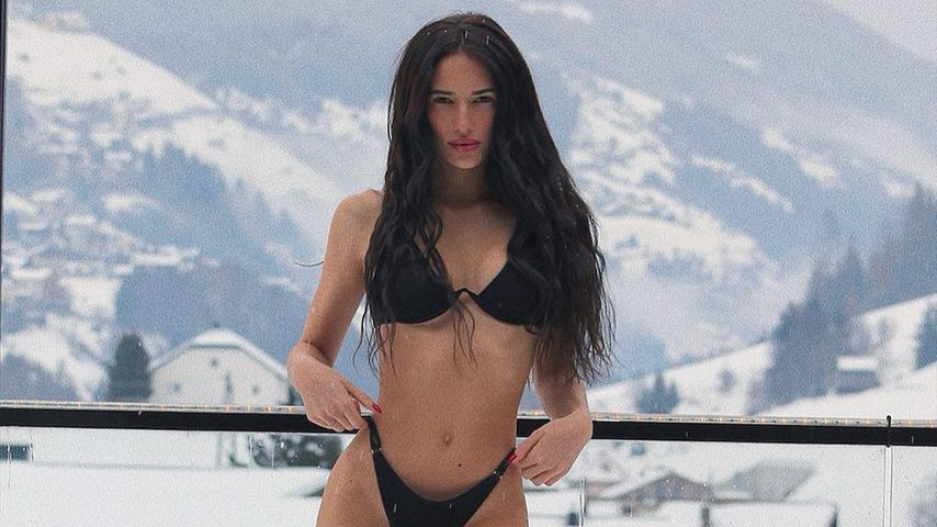 Hanna Schlönvoigt, Dezember 2019 in Ischgl
