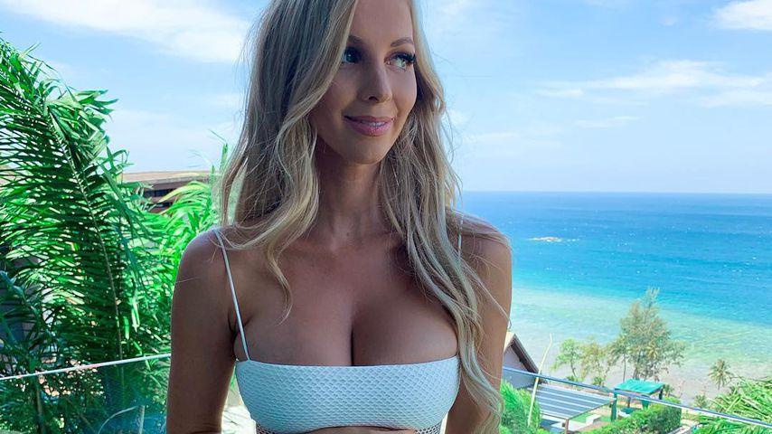 Model und Social-Media-Star Hannah Polites