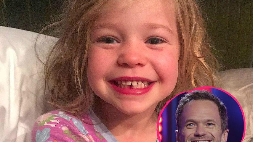 Neil Patrick Harris: Zahnfee besucht Tochter Harper