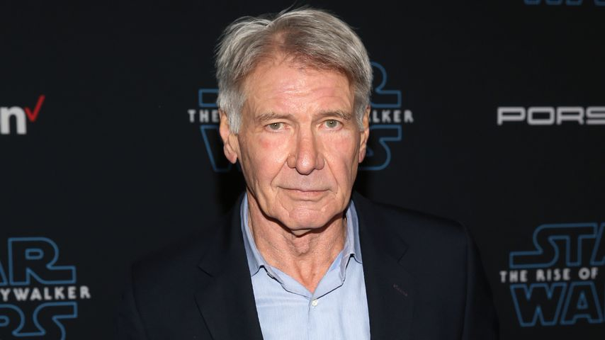 "Harrison Ford bei der ""Star Wars: The Rise of Skywalker""-Premiere im Dezember 2019"