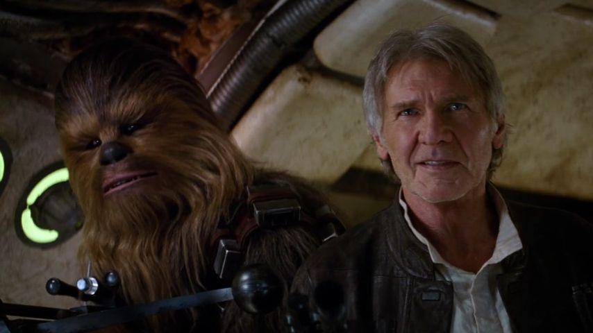 """Mit Harrison Ford: Nächster """"Star Wars 7""""-Trailer da!"""