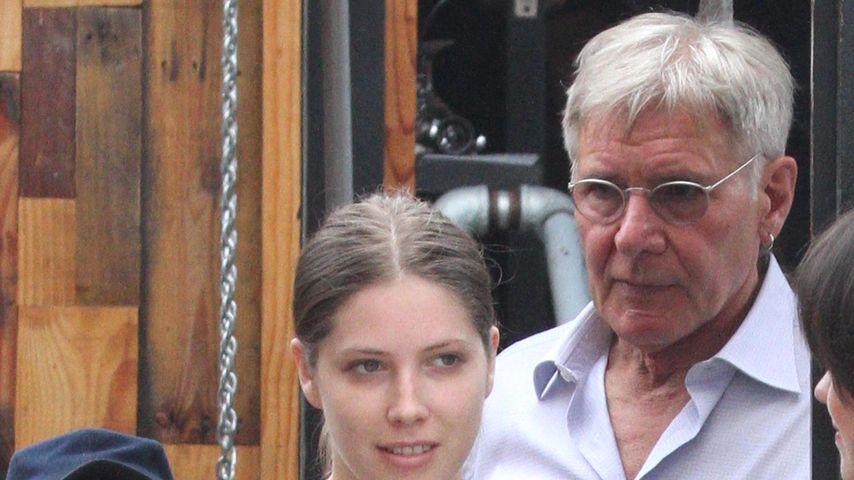 Traurige Wahrheit: Harrison Fords Tochter hat Epilepsie