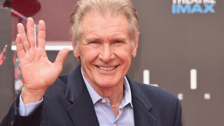 """Harrison Ford und Calista Flockhart wollen eine """"grüne Hochz"""