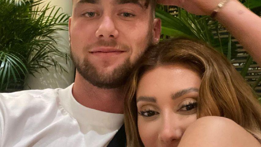 Harry Jowsey und Francesca Farago im Mai 2021