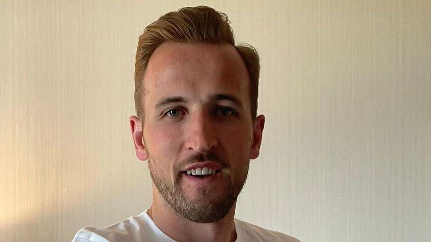 Harry Kane, englischer Fußballer