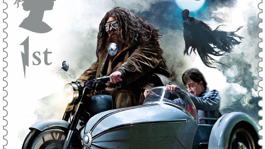 """Harry Potter""-Briefmarke 2018"