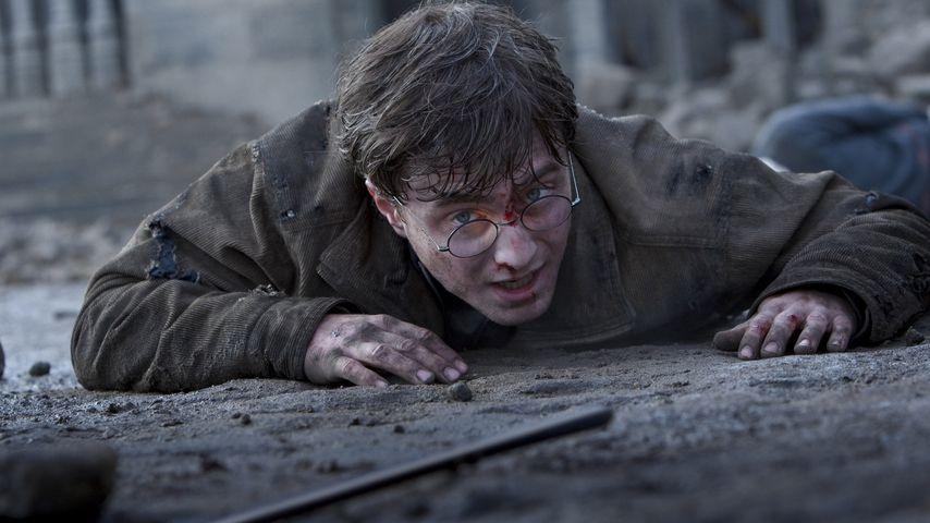 """Daniel Radcliffe in """"Harry Potter und die Heiligtümer des Todes Teil 2"""""""