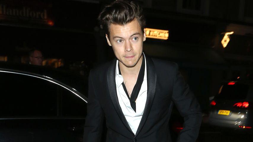 Schmacht-Alarm: Harry Styles sieht zum Anbeißen aus!