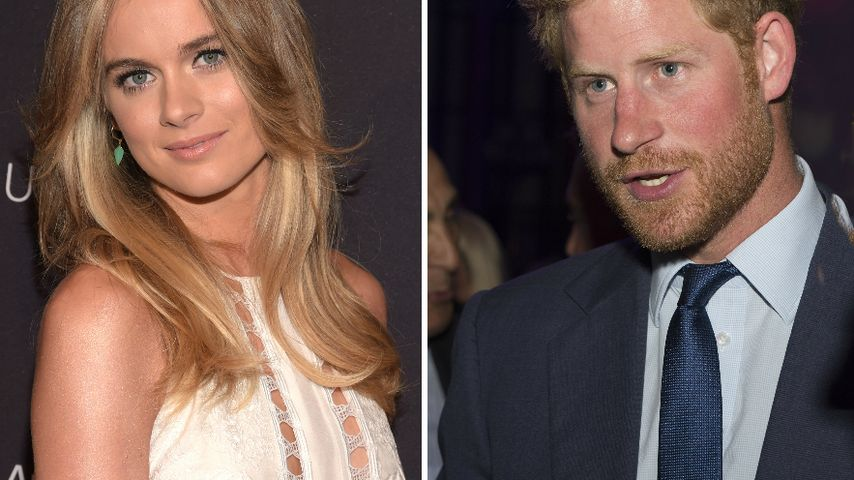 Geburtstagssause: Reunion bei Prinz Harry & Ex Cressida
