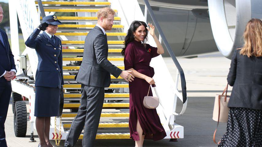 Prinz Harry und Herzogin Meghan in Sydney