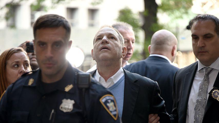 Harvey Weinstein: Für eine Million Dollar auf freiem Fuß