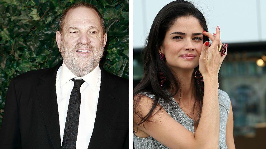 """""""Er ist direkt"""": Shermine Shahrivar war mit Weinstein in NYC"""