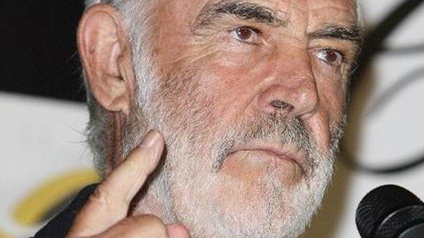 Sean Connery lässt Alzheimer-Gerüchte dementieren