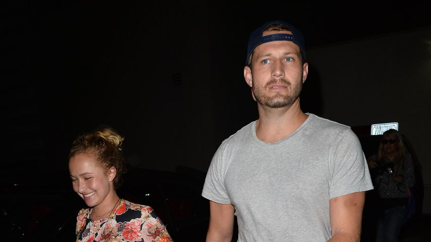 Hayden Panettiere und Brian Hickerson im August 2018
