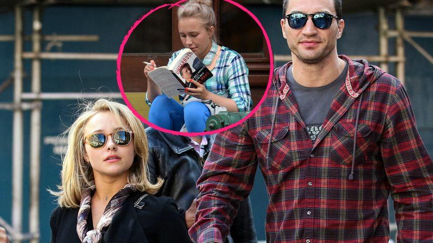Sie raucht: Gefährdet Hayden Panettiere so ihre Beziehung?