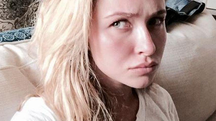 Ganz ohne Make-Up: So schön schmollt Hayden Panettiere