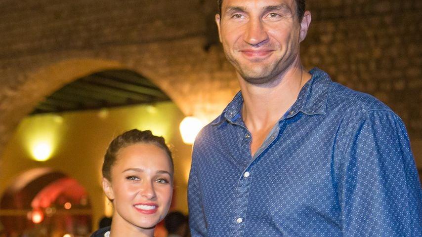 Wladimir verrät: So heißt das Klitschko-Baby!
