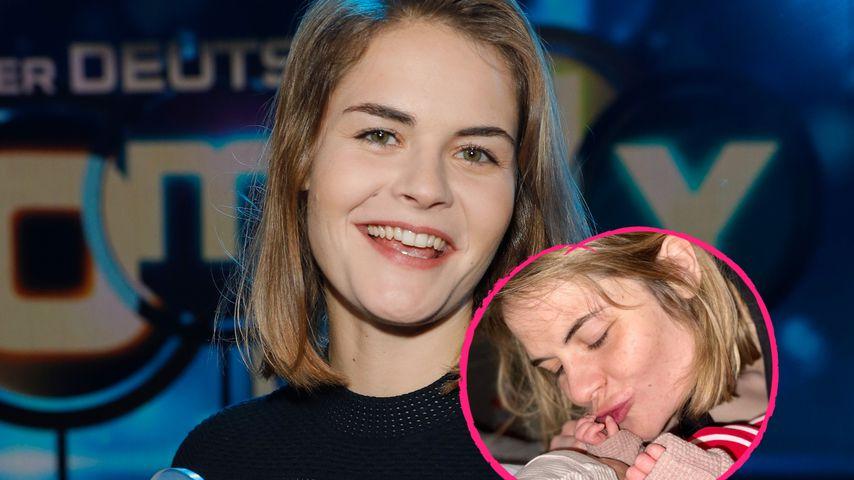 Süße Baby-News: Hazel Brugger ist endlich Mama geworden!