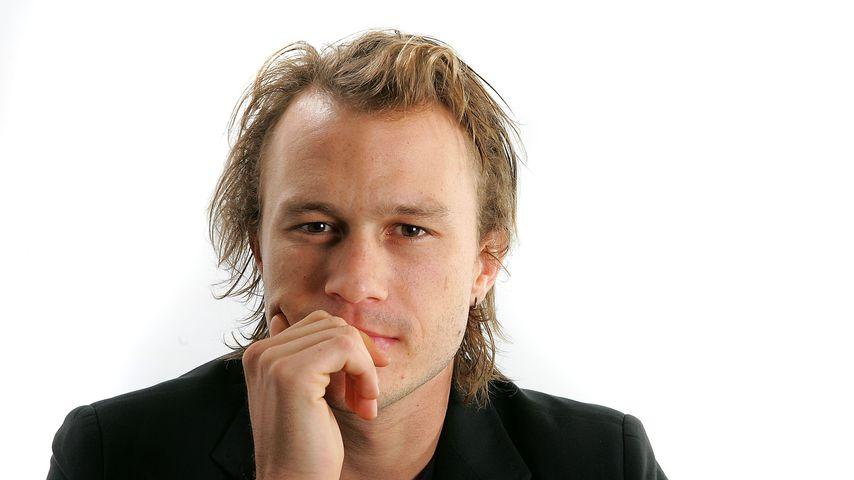 Heath Ledgers (†28) 40. Geburtstag: Stars gedenken ihm