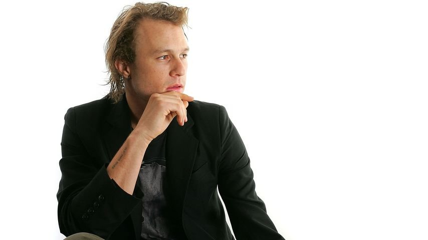 Heath Ledger im September 2006