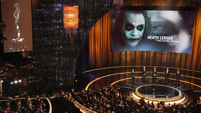 Heath Ledgers Posthum-Ehrung
