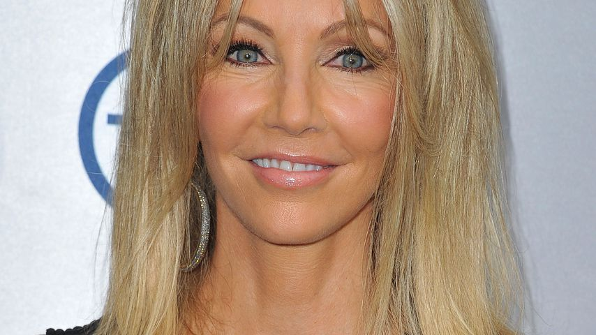 Heather Locklear auf einer Party in Beverly Hills im Juli 2013