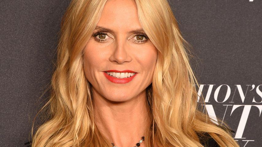 Vorbild Mama: Heidi Klums Tochter will Model werden!