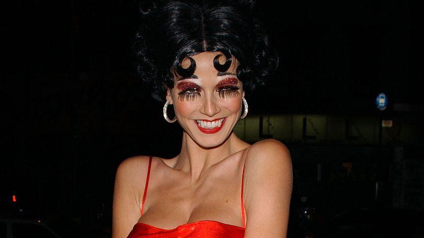 Heidi Klum als Betty Boop, 2002