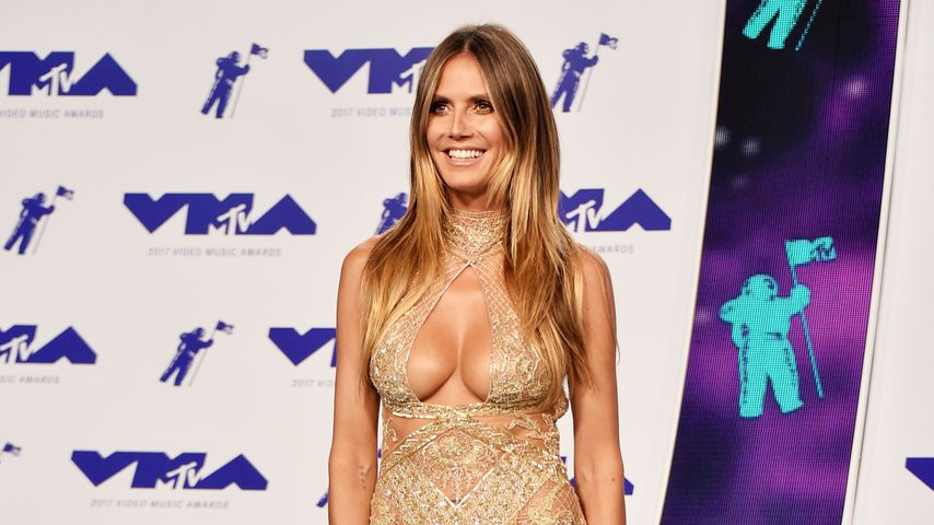 Heidi Klum bei den MTV Video Music Awards 2017