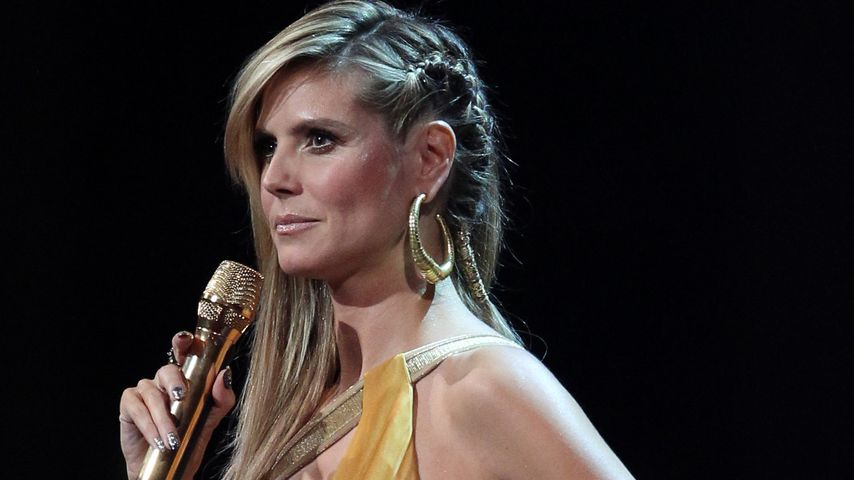 "Für ihren Vito: Heidi Klum singt ""I Will Always Love You"""