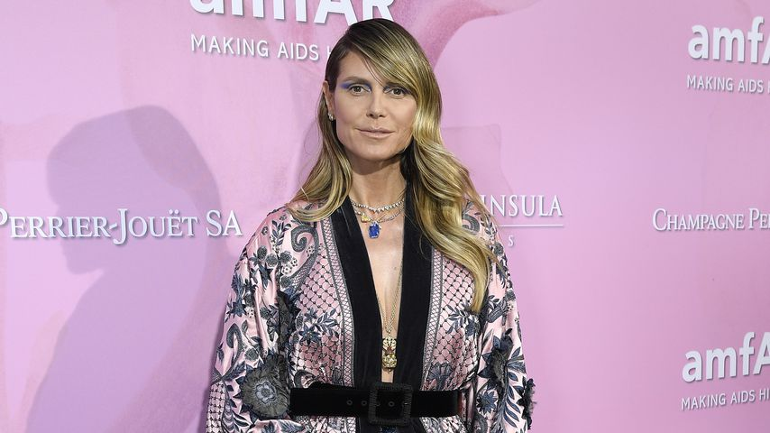 Heidi Klum im Juni 2019 in Paris